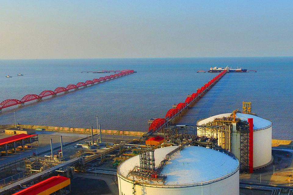 Доходы от поставок американской нефти в Китай могут превысить $1 млрд в этом году