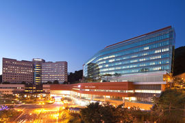 «Ташир» может построить в новой Москве нечто похожее на больницу в пригороде Сеула