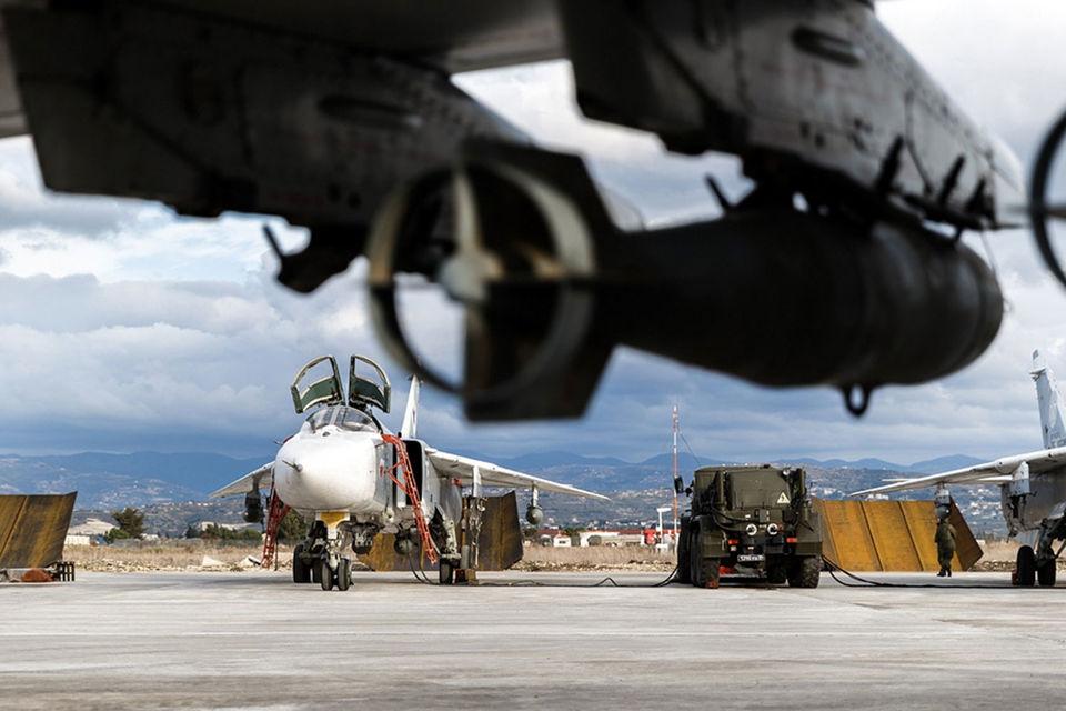В Госдуму внесен протокол о расширении российской авиабазы в Сирии