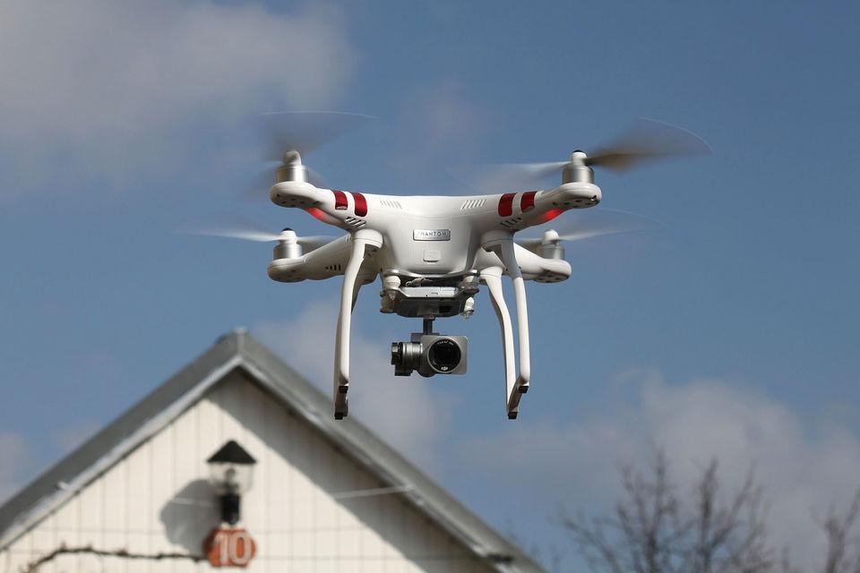Количество сфер применения дронов все растет