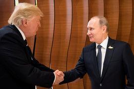 Трамп знакомится с мировыми лидерами