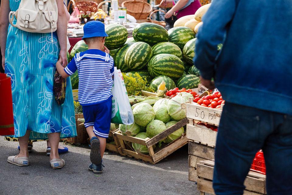 Во многих городах мира рынки популярны среди туристов