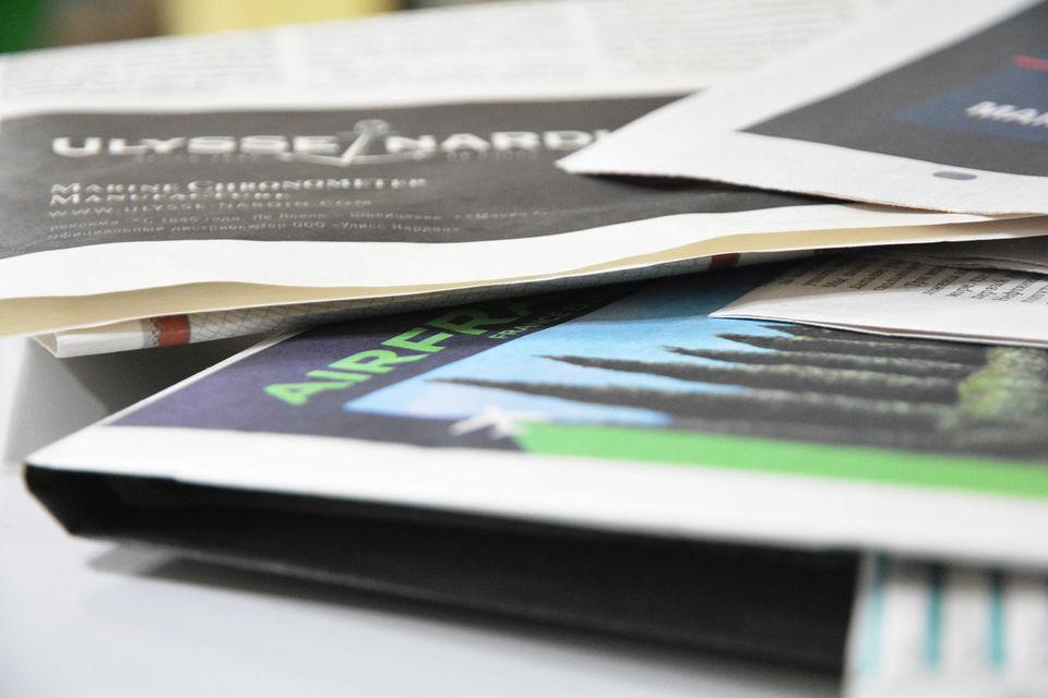 Прежде издательские дома в России никогда не объединялись для продажи рекламы в печатных версиях или в интернете
