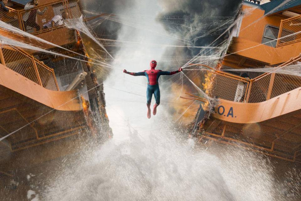 Кинокомикс «Человек-паук: Возвращение домой» показал второй после новых «Стражей Галактики» стартовый результат 2017 г.