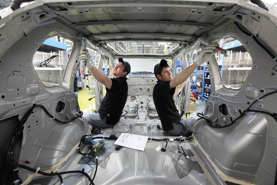 Ожидаемый рост производства в 2017 г. связан с оживлением на российском рынке, поясняет представитель компании