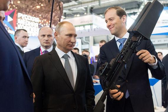 normal 146z Путин прогулялся по «Иннопрому»