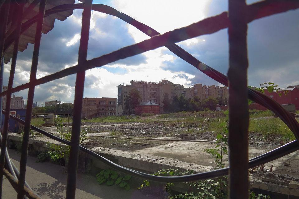 На территории завода «Слава» планируется построить почти 480000 кв. м недвижимости