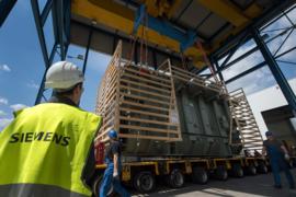 Четыре турбины по заказу «Технопромэкспорта» изготовил завод «Сименс технологии газовых турбин»