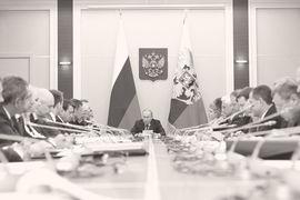 В российской практике госуправления создан театр одного  зрителя, и все чиновники выступают актерами в этом спектакле