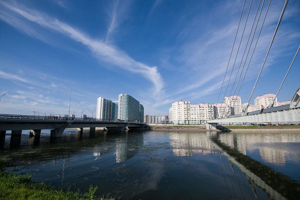 Cпрос на первичном рынке Петербурга снизился на 34% в площадях и на 38% - в квартирах