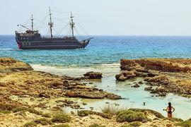 Кипрский шельф может содержать сотни миллиардов кубометров газа