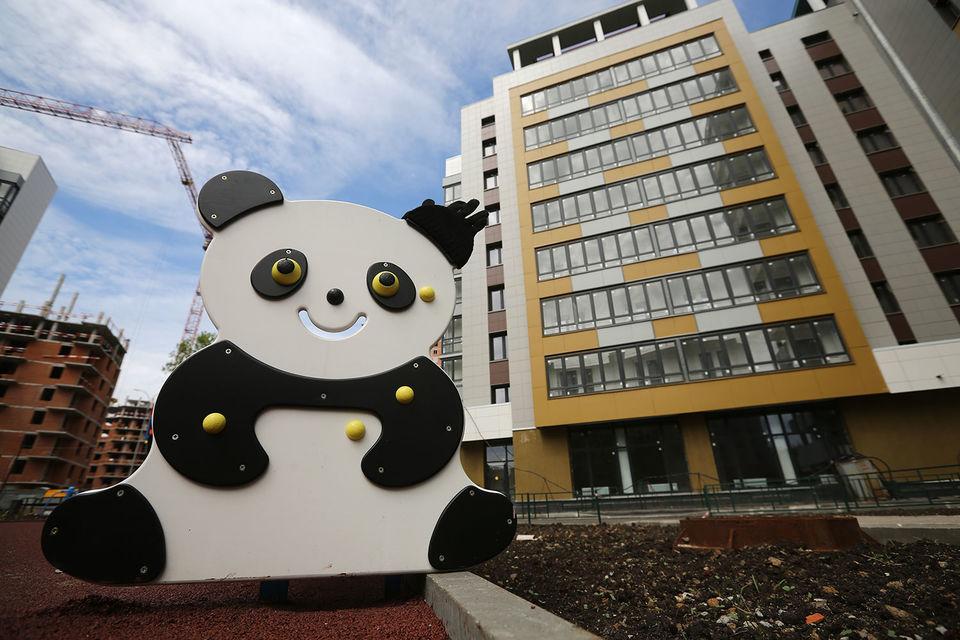 Покупатели квартир в Москве предпочитают новостройки