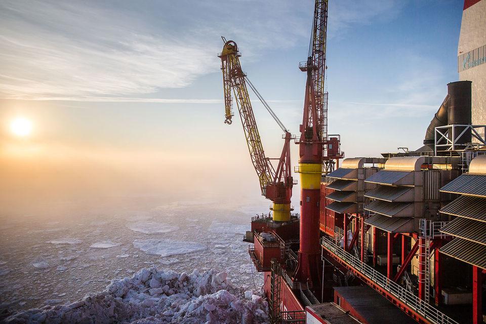 Через два года на проектную мощность выйдут новые месторождения «Газпром нефти»