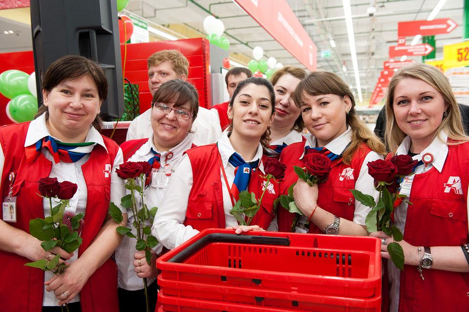 Французский ритейлер «Ашан» открывает флагманский магазин рядом с Кремлем. Так компания намерена привлекать более платежеспособную аудиторию
