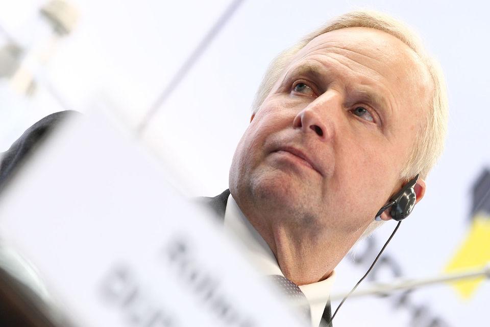 «Я думаю, что это интересный проект. Это может быть интересно для BP», – сообщил гендиректор британской BP Роберт Дадли, отказавшись вдаваться в детали