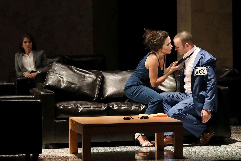 Бизе бы не расстроился, увидев в ролях своих героев Стефани д'Устрак и Майкла Фабиано