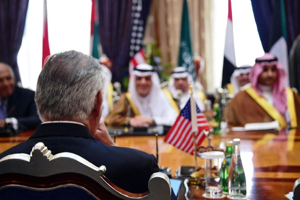США продолжают попытки помирить страны Персидского залива, но Катар и его оппоненты пока далеки от компромисса