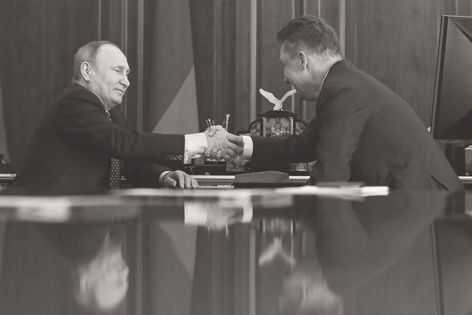 Президент Владимир Путин помог снизить дивиденды «Газпрома» за 2016 г.