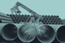 Труба большого диаметра — вещь недели