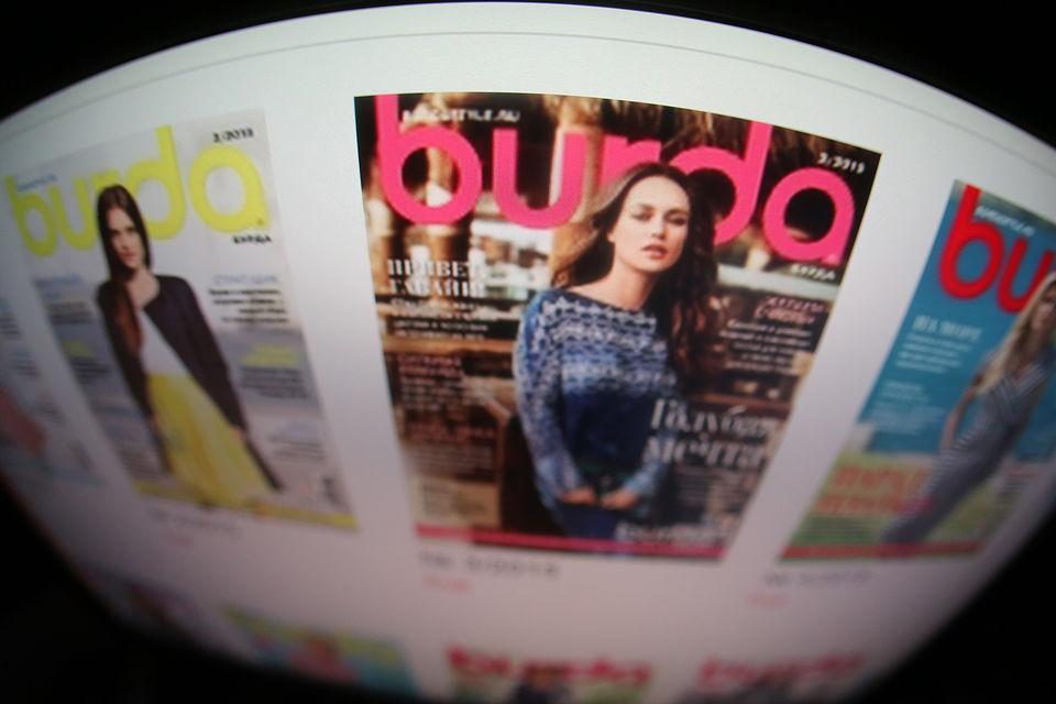 Издательским домом Burda все еще управляет иностранец