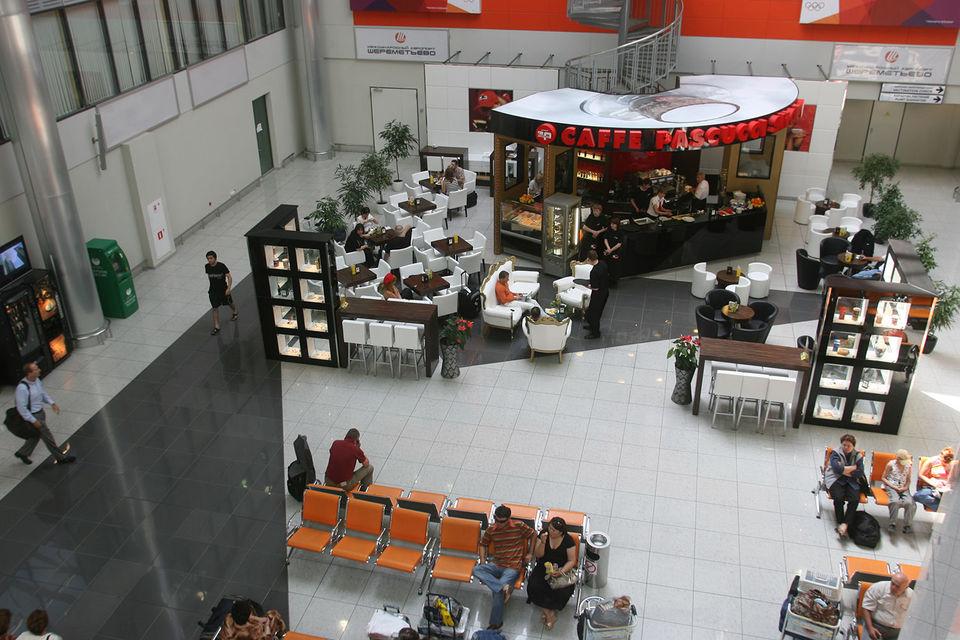 Карту лояльности можно будет получить в офисе Бинбанка в аэропорту