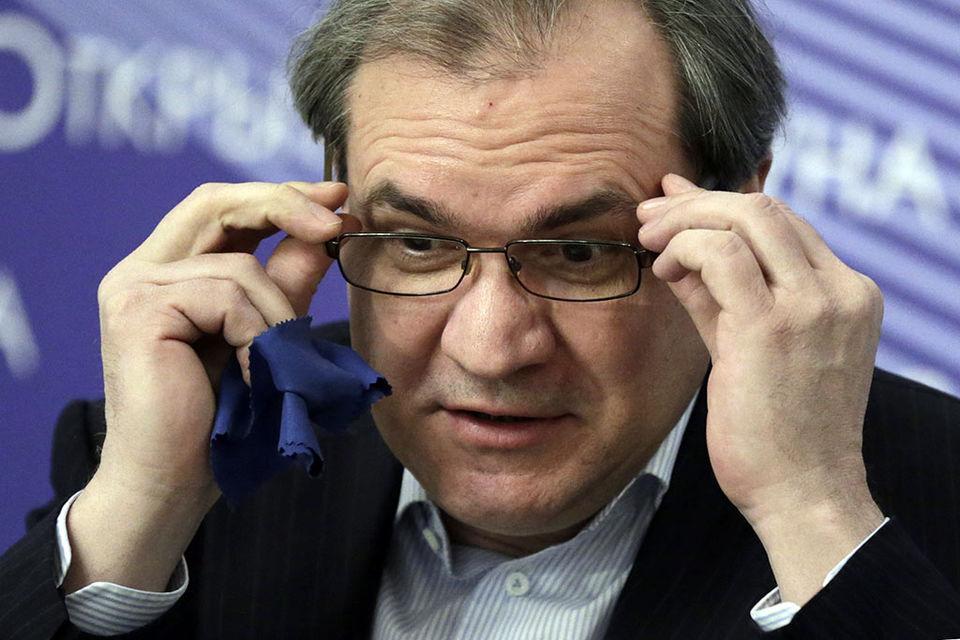 Валерий Фадеев больше не руководит «Экспертом»