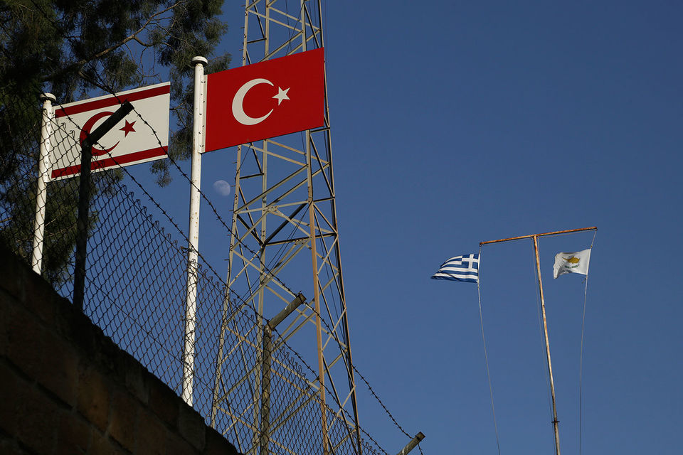 События 1974 г. до сих пор определяют развитие Кипра