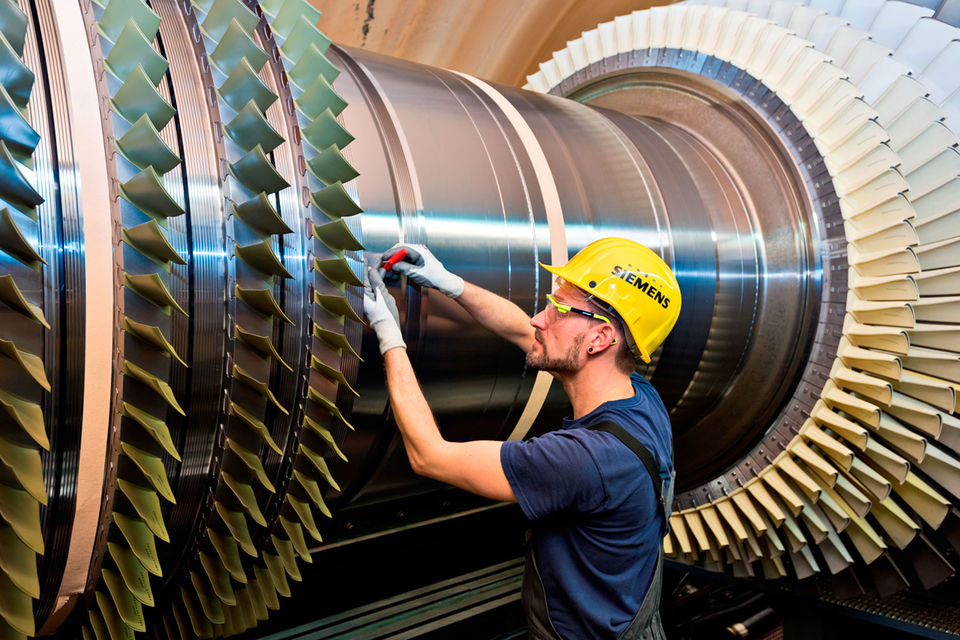 Siemens также обещал инициировать уголовное преследование ответственных лиц