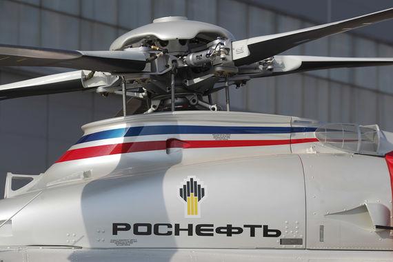 «Роснефть» оказалась одним из крупнейших владельцев люксовых вертолетов в России