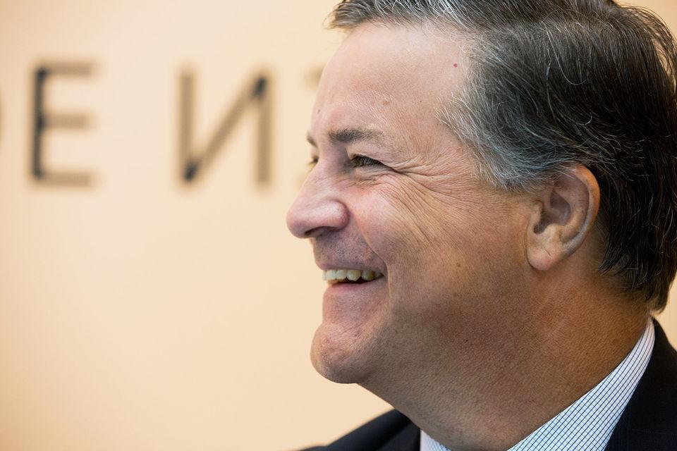 Марк Саттон, председатель совета директоров International Paper
