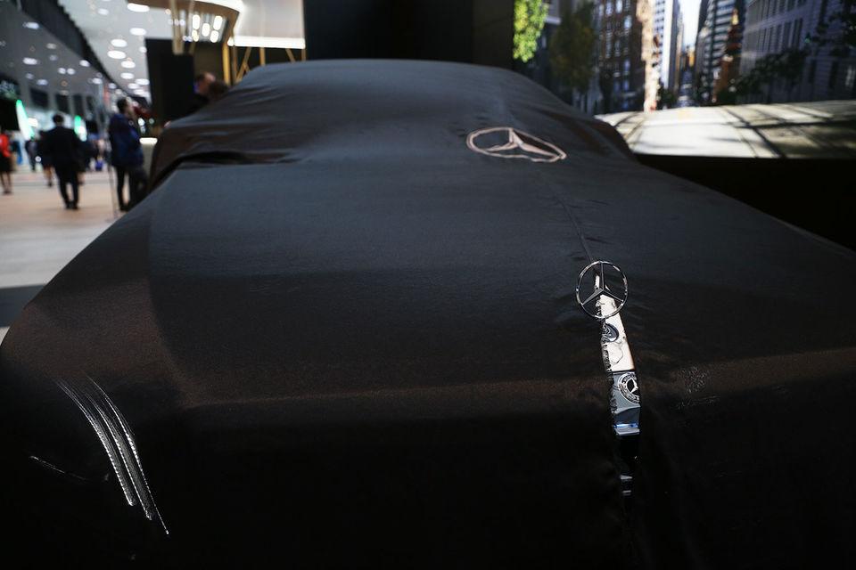 Daimler обвиняют в продаже более 1 млн автомобилей со сверхнормативными выбросами в Европе и в США