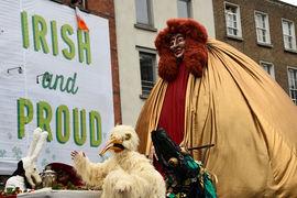 Невероятные скачки показателей ирландской экономики заставили некоторых экспертов сравнивать ее с персонажами национального фольклора