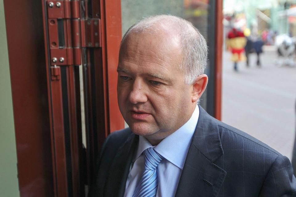Дмитрию Левину предстоит войти в правление «Восточного», который недавно пережил реструктуризацию