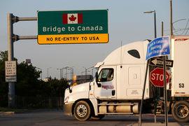 Ранее президент Дональд Трамп грозил, что Америка может выйти из NAFTA из-за невыгодности соглашения для США