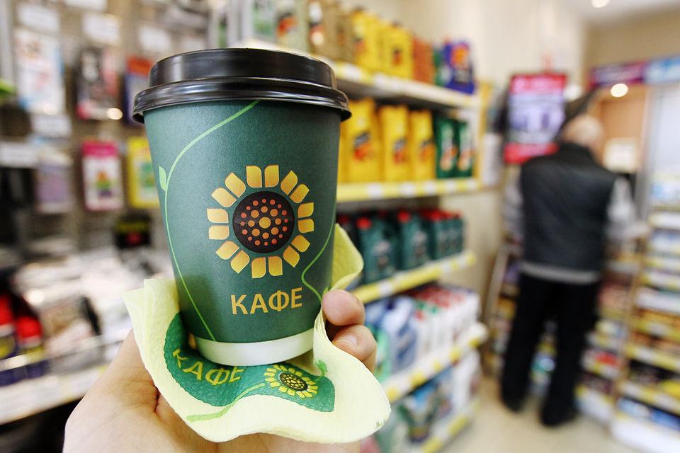 За прошлый год «Роснефть» заработала на продаже кофе 2,4 млрд руб.