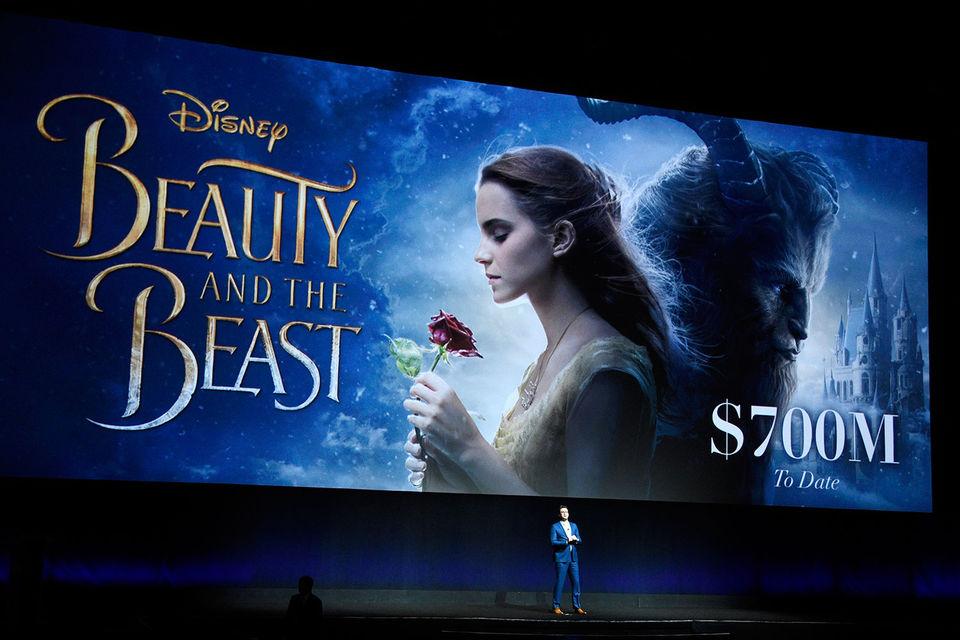 В мировом прокате «Красавица и чудовище» собрала уже $1,26 млрд
