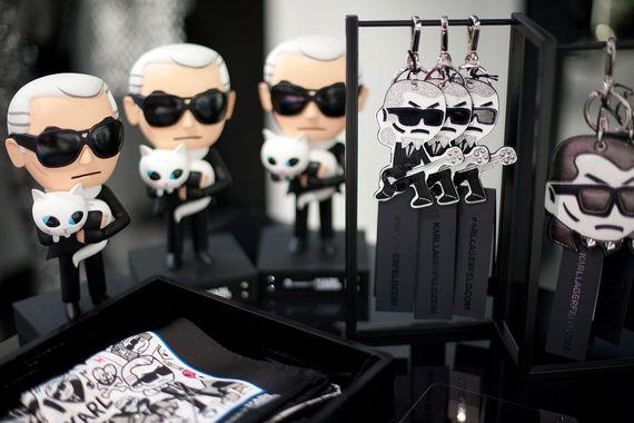 Магазины женской одежды Karl Lagerfeld появятся в России