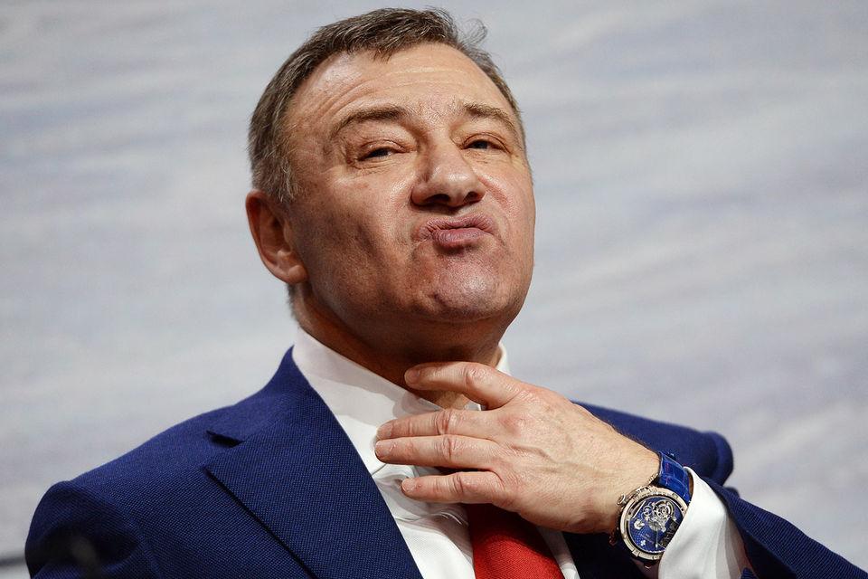 Аркадий Ротенберг вышел из состава акционеров издательства «Просвещение»