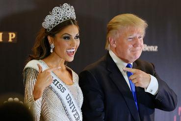 По данным агентства, расследование идет в том числе и по конкурсу 2013 г. «Мисс Вселенная» в Москве (тогда Трамп владел правами на него)