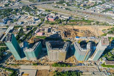 Жилой комплекс «Сердце столицы» на Шелепихинской набережной – один из крупнейших проектов «Дон-строй инвеста»