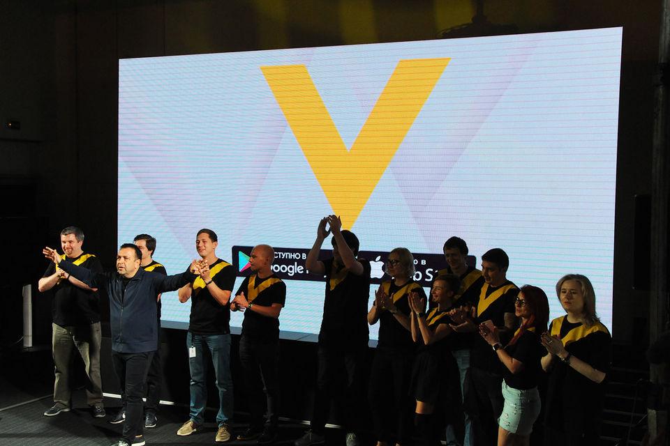 Интерфейс Veon для России адаптировали местные разработчики