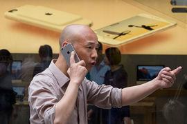 С точки зрения продаж Китай – сложный регион для Apple