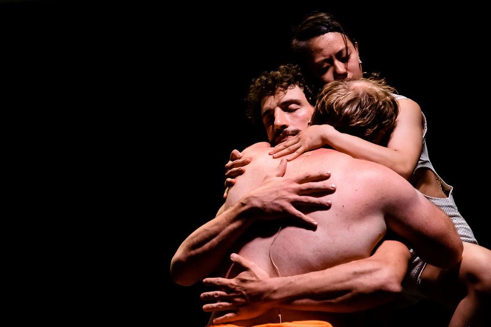 Для спектакля выбраны танцовщики, родившиеся в разных концах света