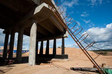 Проект строительства третьего участка ЦКАД — один из крупнейших в отрасли
