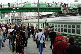 В России пригородными перевозками занимаются 25 ППК. В 19 из них РЖД занимает в уставном капитале долю более 50%.