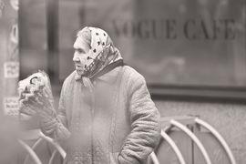 Быть пенсионером в России стабильно тяжело