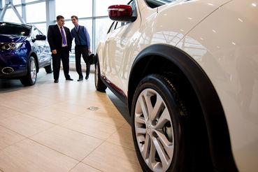 Автомобильный рынок миновал дно