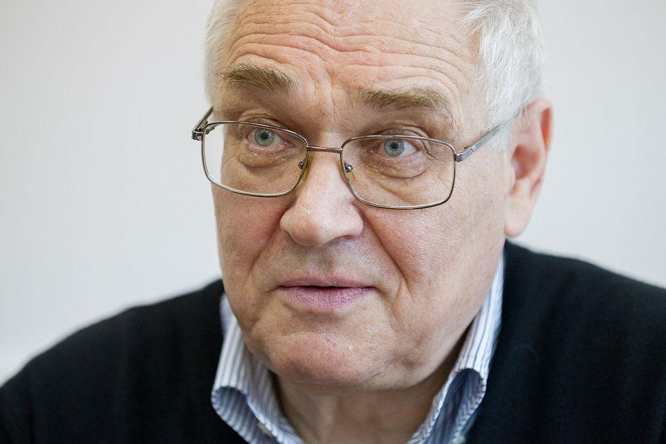 Лев Гудков, директор «Левада-центра»