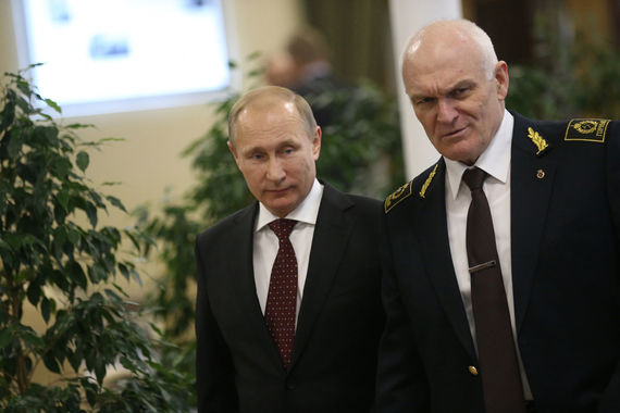 Как научный руководитель Путина стал долларовым миллиардером