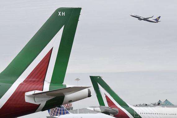 Ryanair хочет купить Alitalia
